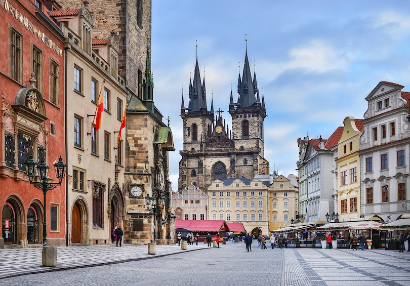 Best 10 Places to Visit in East Europe